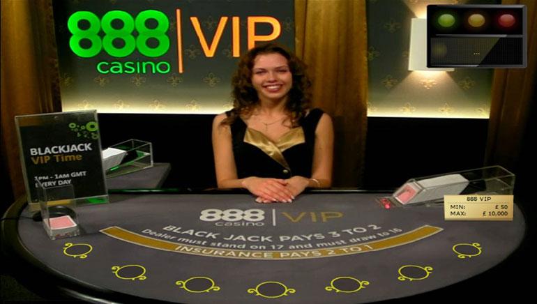 888 Casino gør Live Dealer spil en tand mere spændende