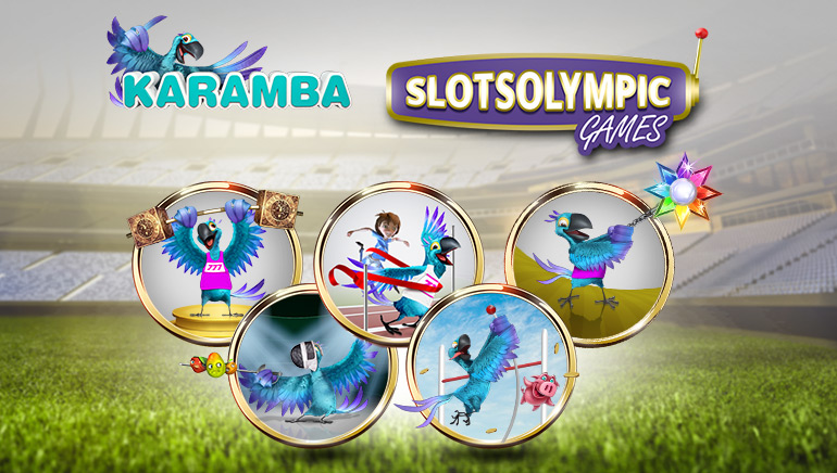 Tag del i Karamba SlotsOlympics og modtag din præmie