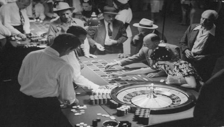 Historien om pengespil på nettet