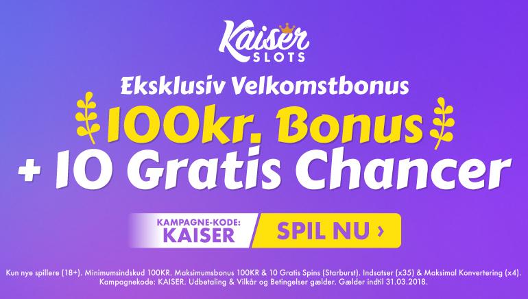 Kaiser Casino DK