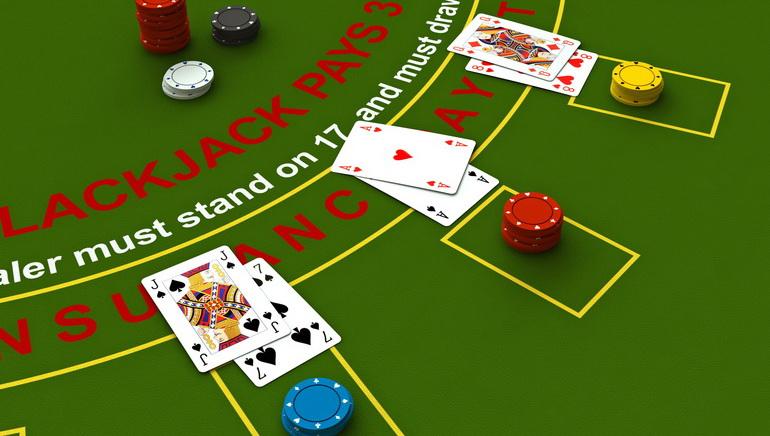 Oversigt over blackjack