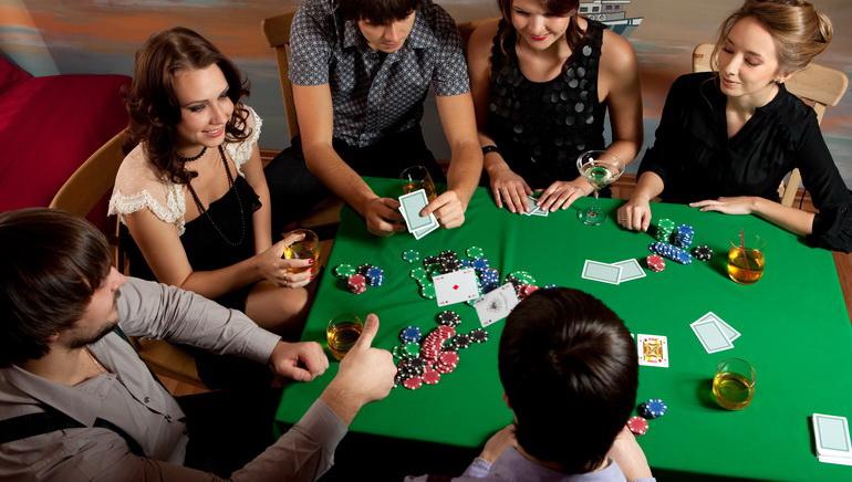 Poker for rigtige penge