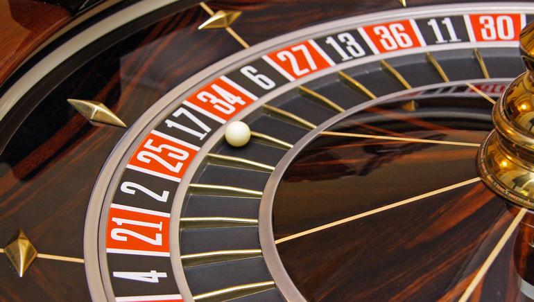 Progressive Roulette Royale