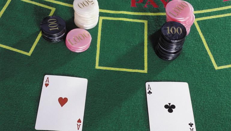 Tre kort Blackjack