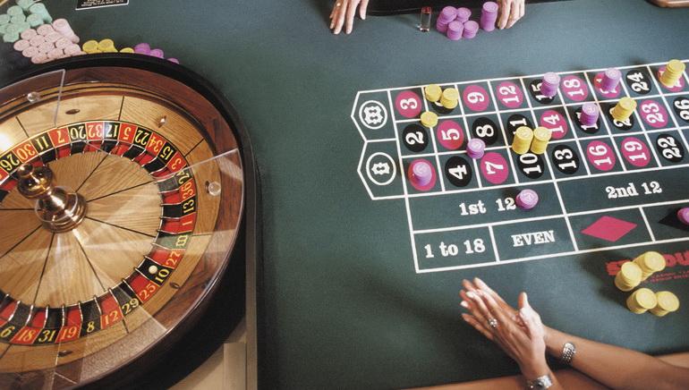 Online roulette for rigtige penge